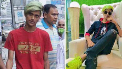 Photo of সেলুনে চাকরি করা বখাটে অপু যেভাবে হয়ে গেলেন তারকা!