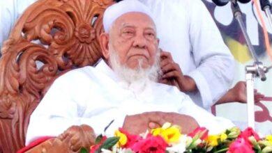 Photo of হেফাজত আমির আল্লামা আহমদ শফী আর নেই