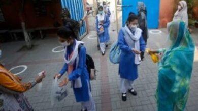 Photo of স্কুল খোলার তিন দিনের মাথায়ই করোনায় আক্রান্ত শিক্ষার্থীরা!