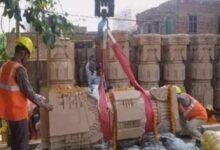Photo of মসজিদের স্থানে মন্দির নির্মাণ, ধ্বসে পড়েছে ১২ টি পিলার